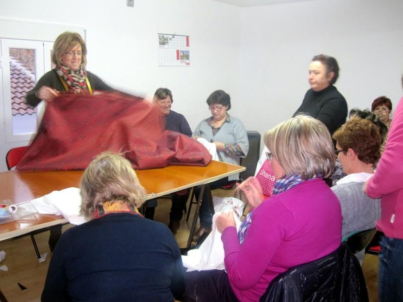 Indumentaria aragonesa en Urrea de Gaen